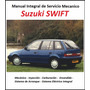 Manual Integral De Taller Suzuki Swift