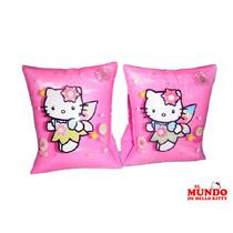 Bracitos Salvavidas Para Nenas De Hello Kitty