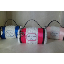 Souvenirs Toalla Personalizados Infantiles 15 Años X10