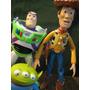 3 Muñecos Toy Story, Pixar, Juguete, Figuras, Vaquero, Toy