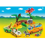 Playmobil 5047 123 Safari Africano Animales Vehiculos Figur