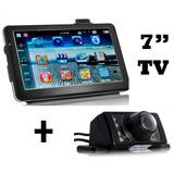 Gps 7 Pulgadas + Navegado Igo + Tv + Cam + Bluetooth +stock!