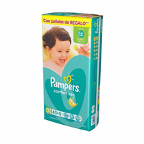 Promopack!!! Pañales Pampers Confort Sec Xxg