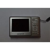 Camara Olympus T100 (12 Megapixeles) + Cargador + Funda