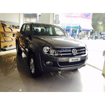 Volkswagen Amarok 4x2 Manual 0km Vw Plan Nacional