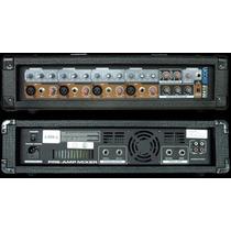 Consola Potenciada Moon M410 -mix 4 Canales 100 Watts 8 Ohms