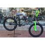 Bicicleta Venzo Cube Bmx Rodado 20