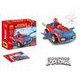 Super Heroes Minifigura Vehiculos,spiderman,hombre Araña