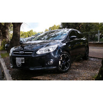 Ford Focus Titanium 2014 2.0l, Caja Manual, Negro.