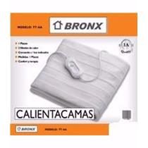 Calienta Cama Bronx 2 Plazas 150x140 Cm Control 4 Temp.