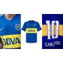 Camiseta Boca Juniors Carlos Tevez 2016