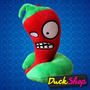 Muñeco De Peluche Plantas Vs Zombies - Red Hot Chili Pepper