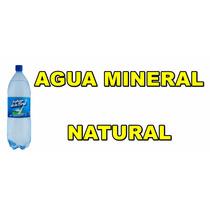 Agua Mineral Natural Botella X 500 Cc. El Precio Mas Bajo