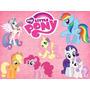 Kit Imprimible Pequeño Pony Oferta Ideas Fiesta Cumpleaños