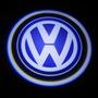 Volkswagen Luces Vw De Cortesía Led Para Puertas Con El Logo