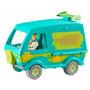 Vehiculo Camion Scooby Doo Maquina Misteriosa Original Intek