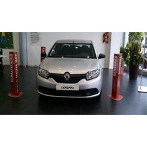 Renault Logan 0km Financiacion Solo Con Dni Tasa 9,90% (ga)