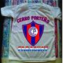 Hermosa Camiseta De Niño Cerro Porteño De Paraguay