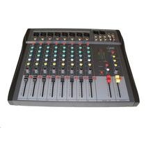 Consola E- Sound Fx 830 - 8 Canales C/ Efectos- Envios!