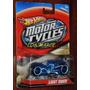 Hot Wheels Motorcycle Light Rider Moto A Escala
