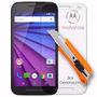 Film Gorila Glass Templado Motorola Moto G3 Envio Gratis