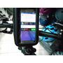Bolso Porta Celular Y Gps,para Bicicleta Y Moto Gira 360°