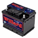 Bateria Willard Ub620 12x65 Cambio Bateria A Domicilio Caba