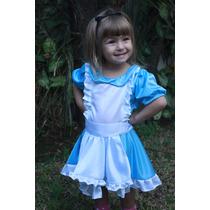 Disfraz De Alicia En El Pais De Las Maravillas!!