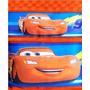 Toalla Y Toallita Disney Piñata Jacquard Diseño Cars Jardin