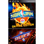 Nba Jam On Fire Edition Y Nfl Blitz Ps3   Digital Chokobo
