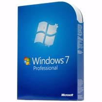 Windows 7 Professional Sp1 - X32/x64 - 100% Original 5 Pc!