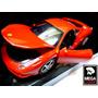 Ferrari 458 Auto Coleccion Esc1:32 Metal Varios Modelos