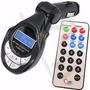 Transmisor Fm Remoto Mp3 Lee Memorias Micro Sd Y Pen Drive