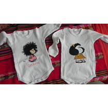 Body Mafalda Exclusivo - Pintados A Mano - Rockeritos !!