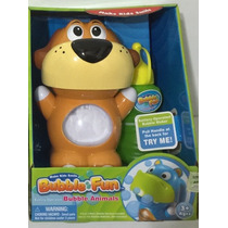 Bubble Fun Burbujero Perrito Mym 10018c