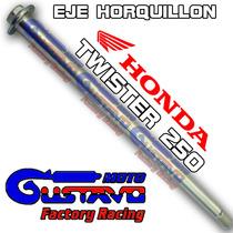 Eje Horquillon Honda Twister 250 Original Motogustavo