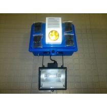 Boton Anti Panico (alarma Comunitaria Con 8 Controles)