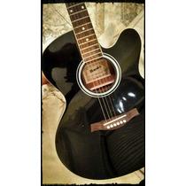 Guitarra Electroacústica Memphis Oportunidad Comonueva Usada