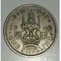 Gran Bretaña Moneda One Shilling 1949 *022