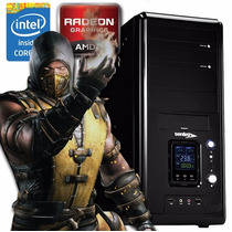 Pc Core I7 Full Gamer Diseño 8gb 1tb Geforce / Ati 2gb Ddr5