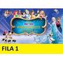 Entradas Disney On Ice Fila 1