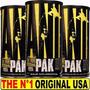 Universal Animal Pak X 44. El Mejor Pack De Entrenamiento