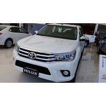 Toyota Hilux Dx 2.4 4x4 Tdi Mira El Video!! 0km
