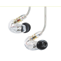 Shure Se215-cl Auricular Intraural Profesional