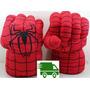 Hombre Araña Spiderman O Hulk Puños X Par. Envio Gratis Arg