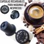 Capsulas Capuchón Recargable X3 Nueva 2016 Para Nespresso