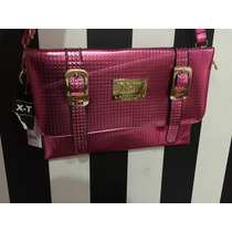 Cartera Sobre Rosa ! Divino Hot Sale !!! No Tropea No Prune