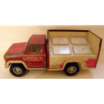 Camión Repartidor De Cocacola Buddy L