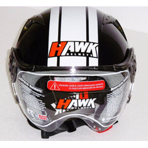 Casco Hawk Rs9. Panella Motos