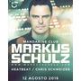 Entrada Markus Schulz - 12/08 Mandarine Club - Ticketspass
